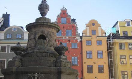 Sampling Stockholm